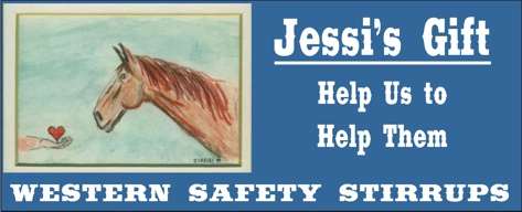 Jessi's Gift is a program to help Horse Rescues and Sanctuaries